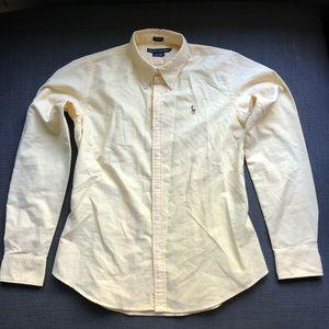 Ralph Lauren Long -Sleeve Button Down Oxford